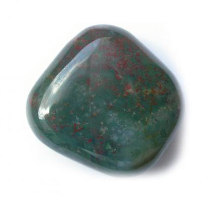 bloodstone - PranaPad crystal therapy meditation cushion